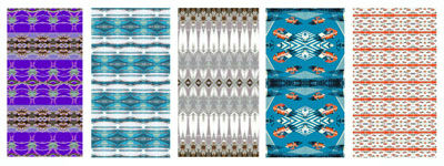 Graphic repeat patterns