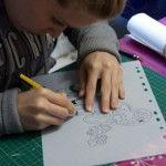Making a stencil