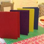 Hardback bookbinding