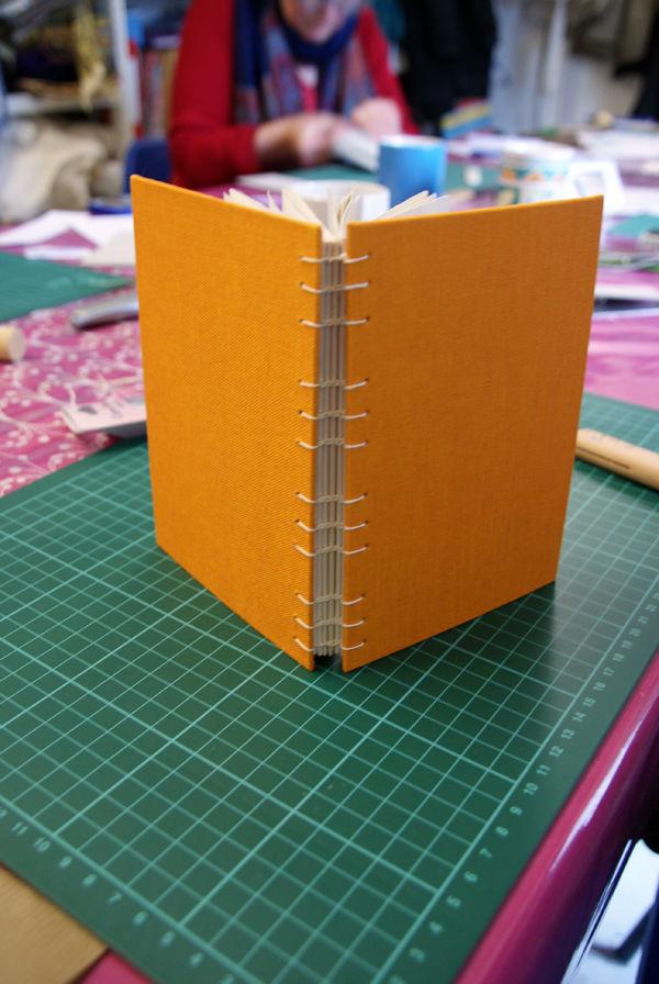 Coptic Stitch book