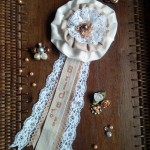 Hen Party Bride To Be Rosette