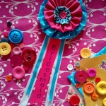 Bridesmaid Rosette