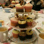 Cakes at Cath Kidston workshop