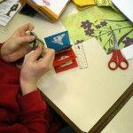 Origami book making