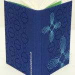 Screen printed book
