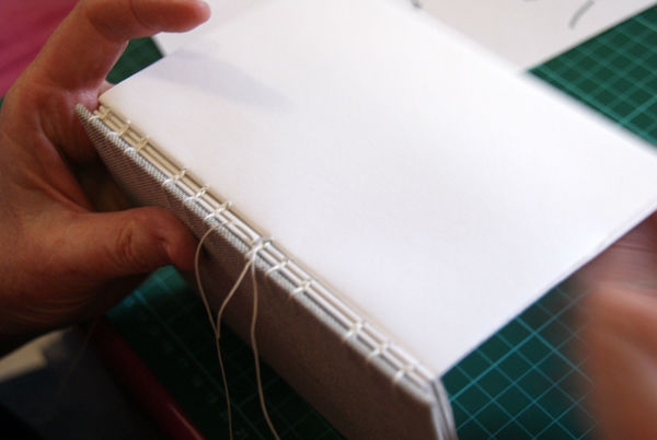 Coptic Stitch book