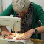 Stitching Bunting
