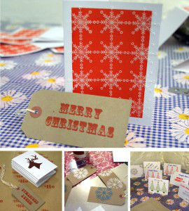 PrintYourOwnChristmasCardsPaper&Tags
