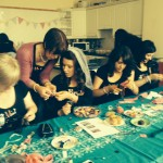 Brooch Making Hen Party