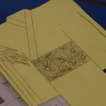 Symbolism in Design kimono Book